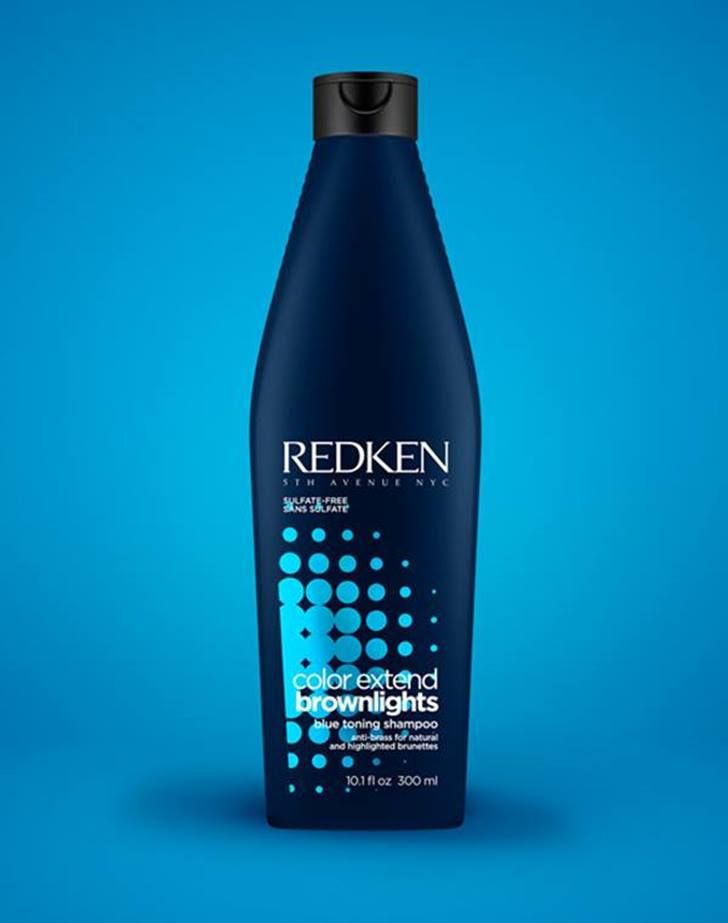 NUEVO SHAMPOO COLOR EXTEND BROWNLIGHTS